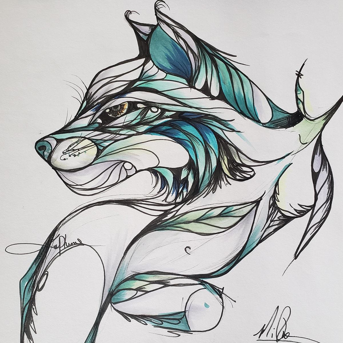 Art by Mique Michelle